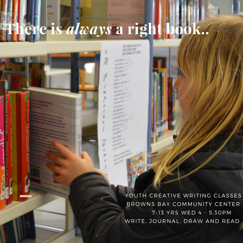 There is always a right book.